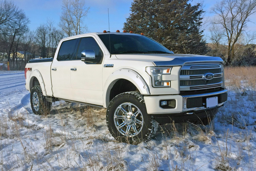 2015 F150 Lifted >> Bds Suspension 4 Suspension Lift Kit System For 2015 To 2020 Ford F150