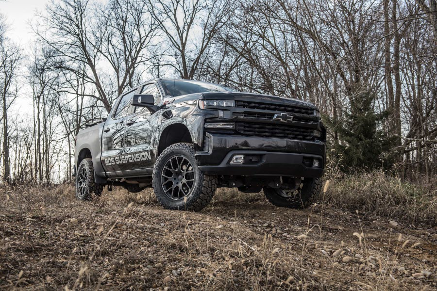 BDS Suspension 2019 to 2020 Silverado / Sierra 1500 4 inch ...
