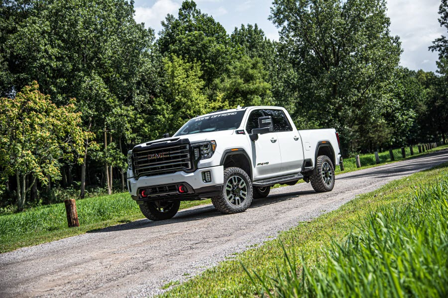 Zone Offroad 2 inch Leveling Kit for 2020 Chevy Silverado ...