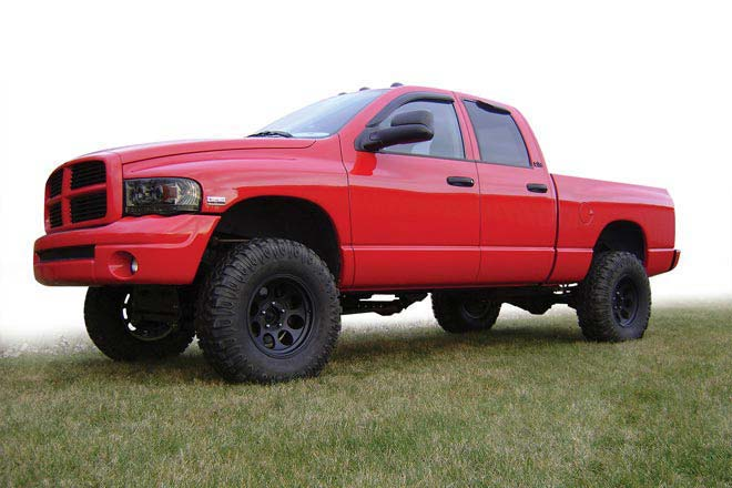 4 Inch Lift Kit For Dodge Ram 1500 4wd >> Zone Offroad 5 Inch Lift Kit 2002 To 2005 Dodge Ram 1500 4wd