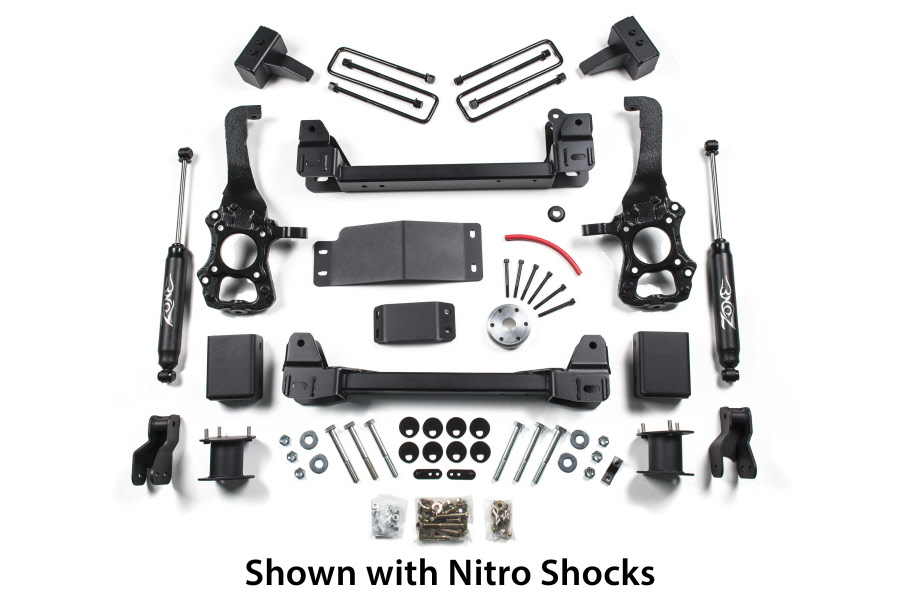 BDS Suspension Lift Kit - 2015 to 2019 Ford F150 Trucks