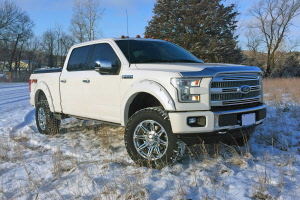 Lifted 2015 F150 >> Bds Suspension Lift Kit 2015 To 2020 Ford F150 Trucks